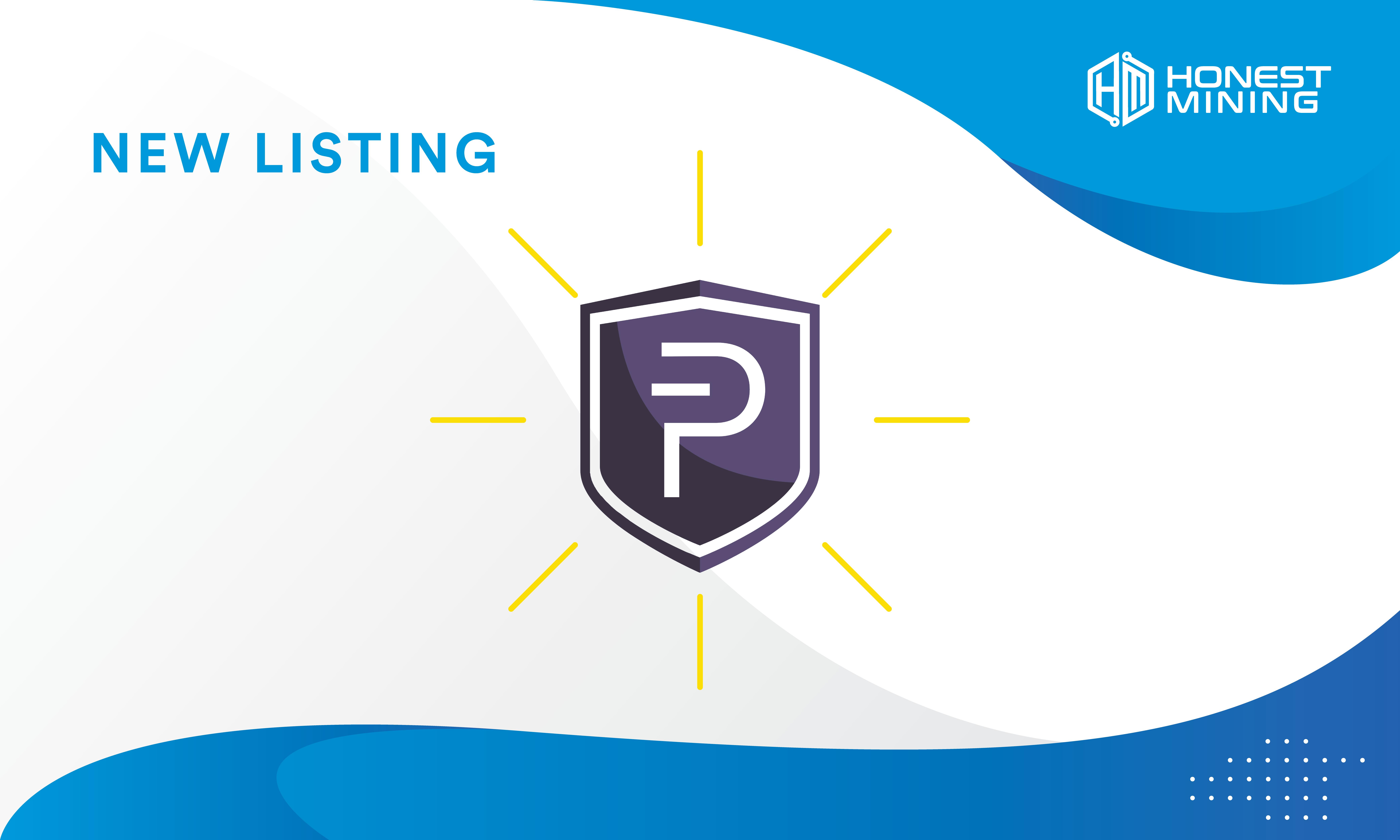 PIVX is now listed on Honest Mining Platform