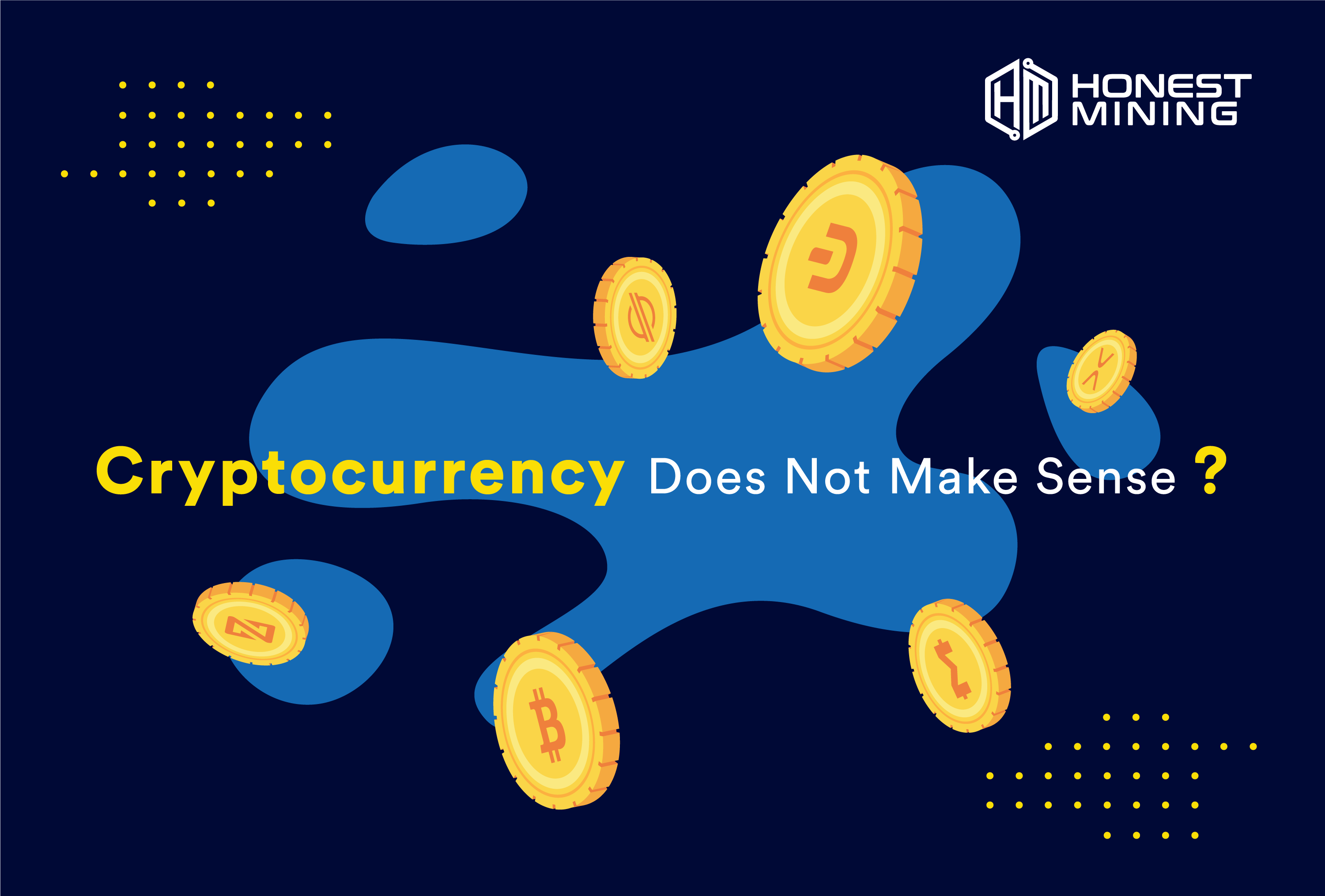 cryptocurrency does not make sense cover