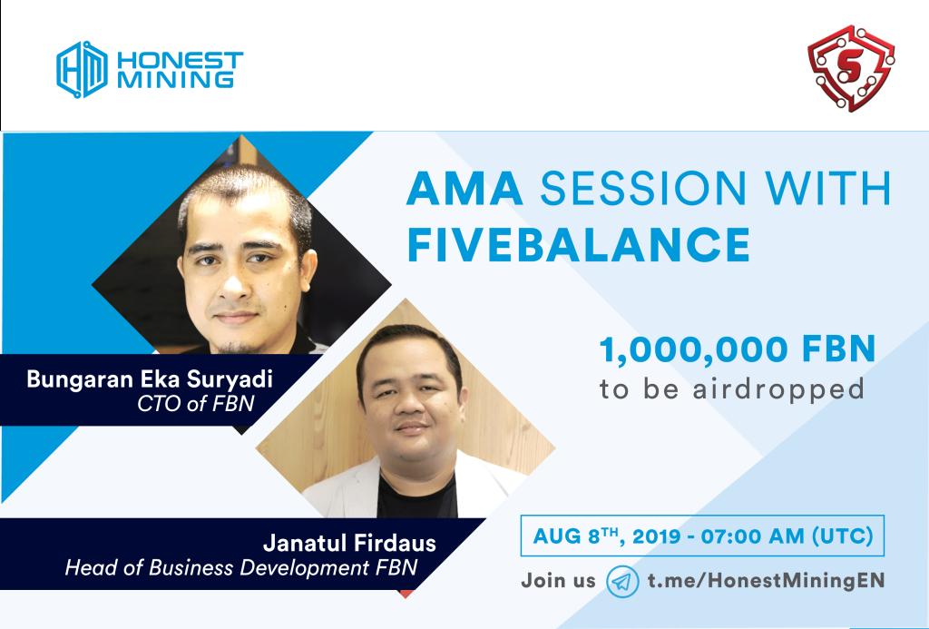 AMa Session with Fivebalance