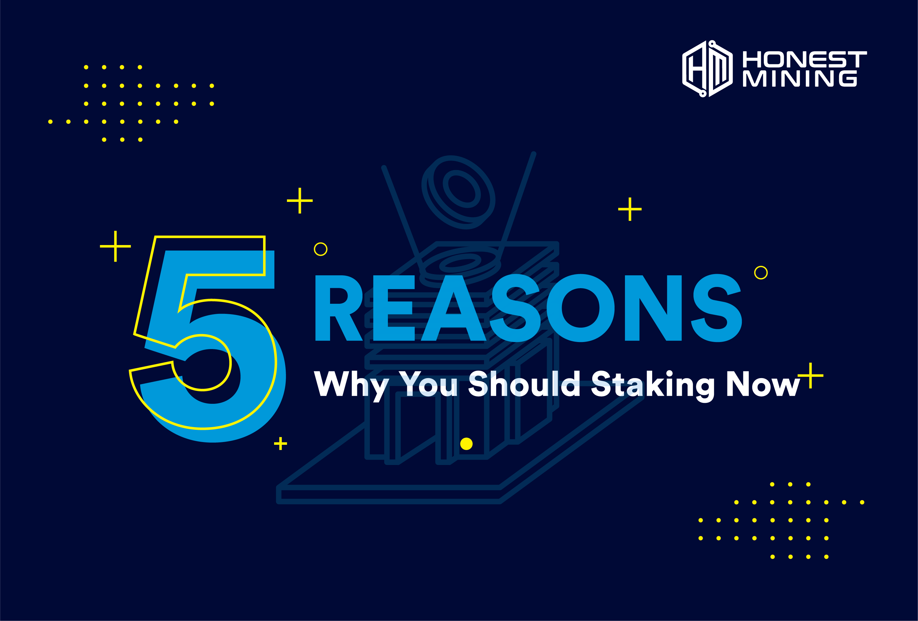 why staking