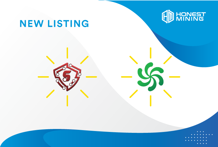 new coin listing
