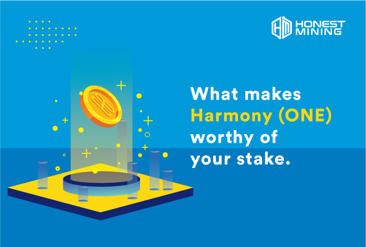staking Harmony (ONE)