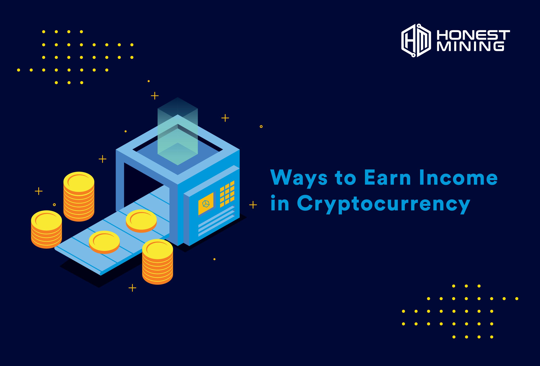 pendapatan pasif cryptocurrency