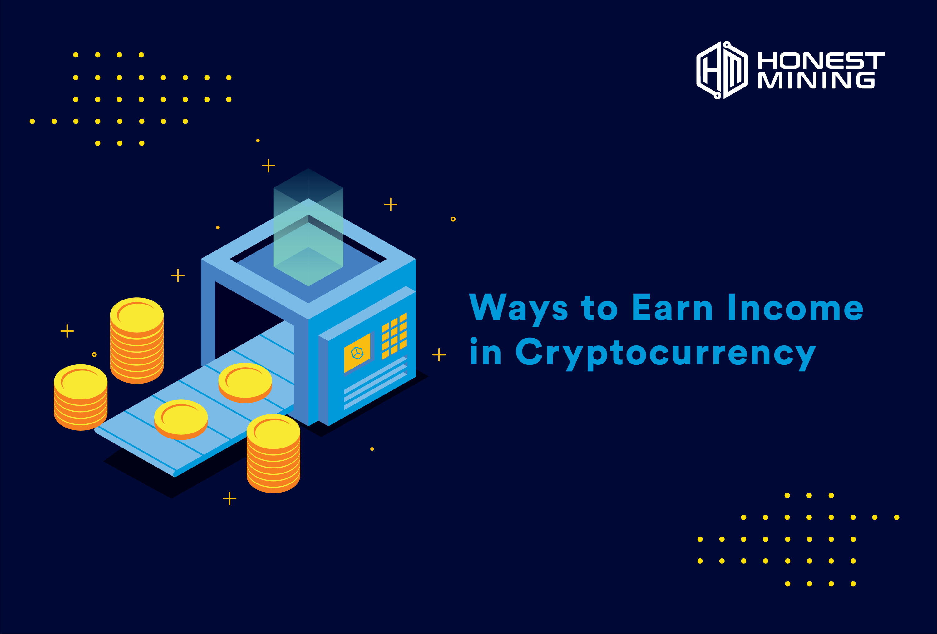 passive income from cryptocurrency