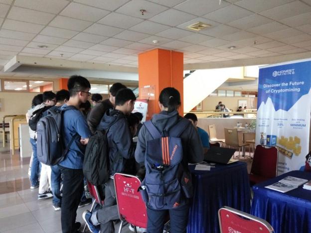 binus expo hiring