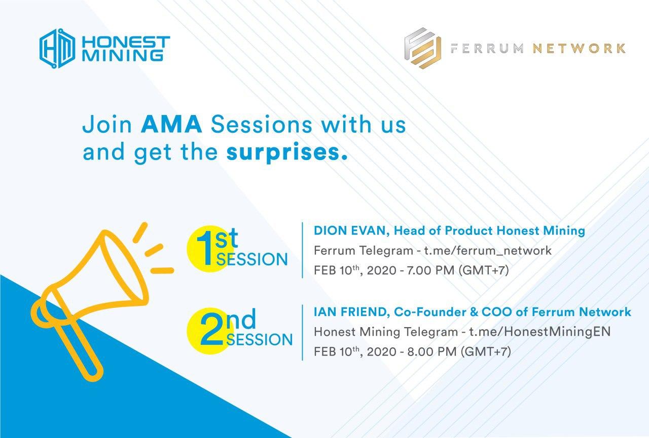 Honest Mining AMA Session