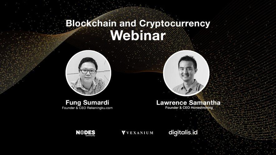 Blockchain and Cryptocurrency Webinar Honest Mining rekeningku