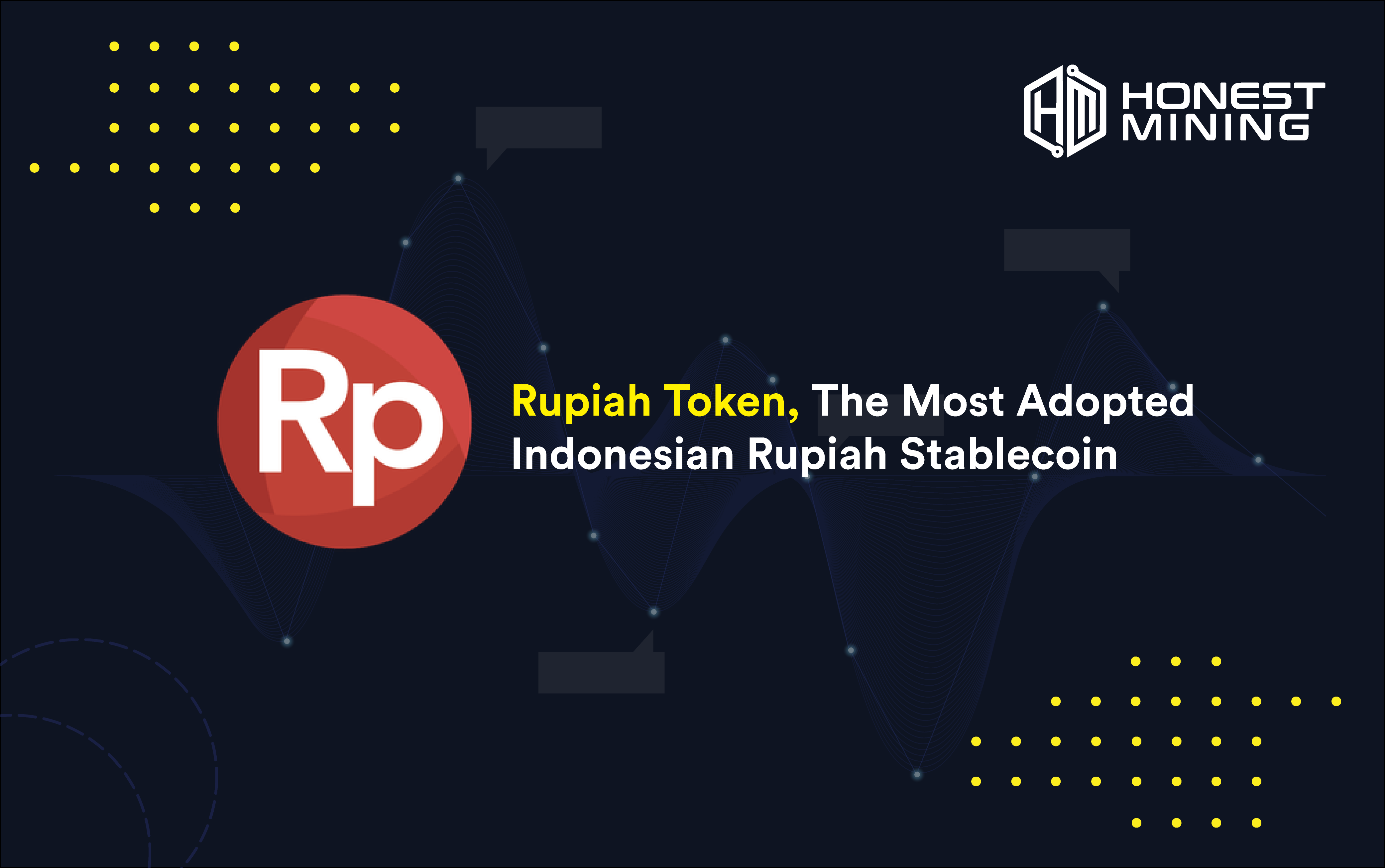 Rupiah Token, The Most Adapted Indonesian Rupiah Stablecoin