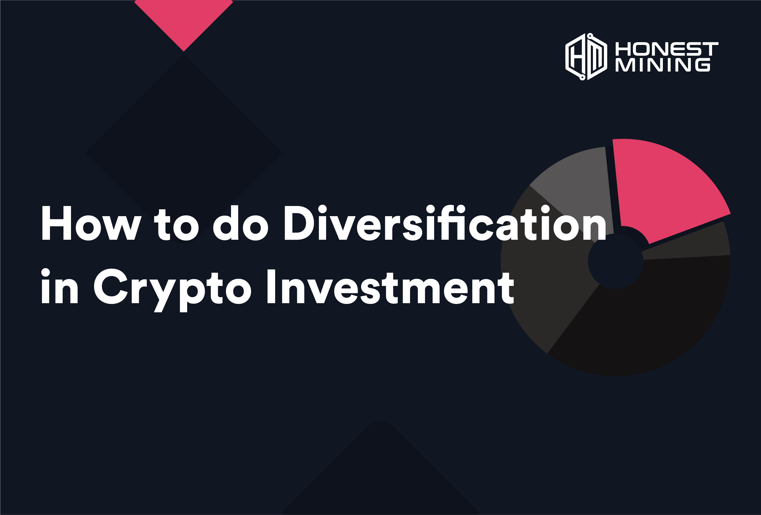 Diversification Investment in Cryptocurrency