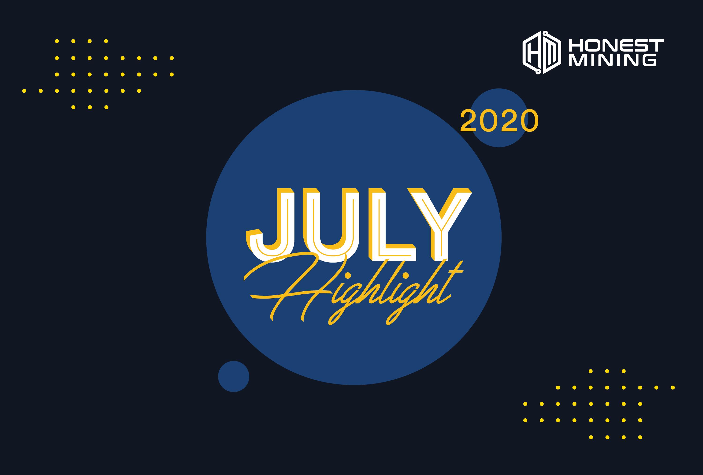 July Highlight 2020