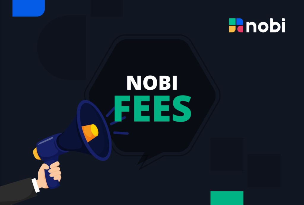All NOBI Fees Explain