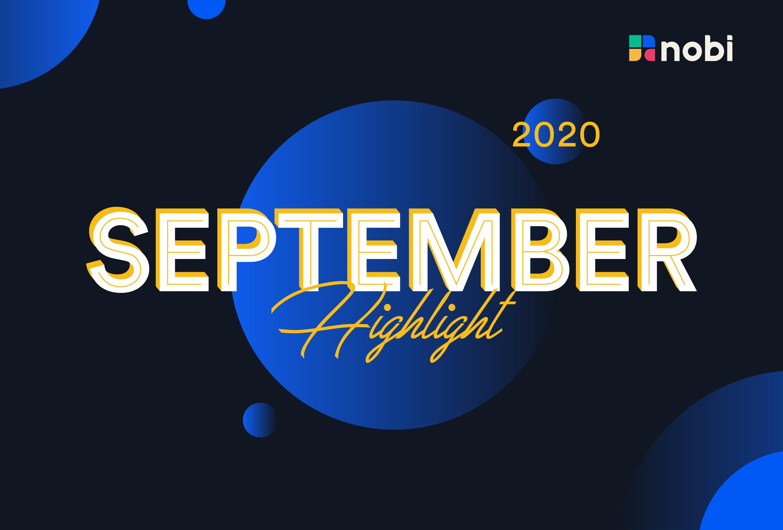 NOBI Sept 2020 Highlght