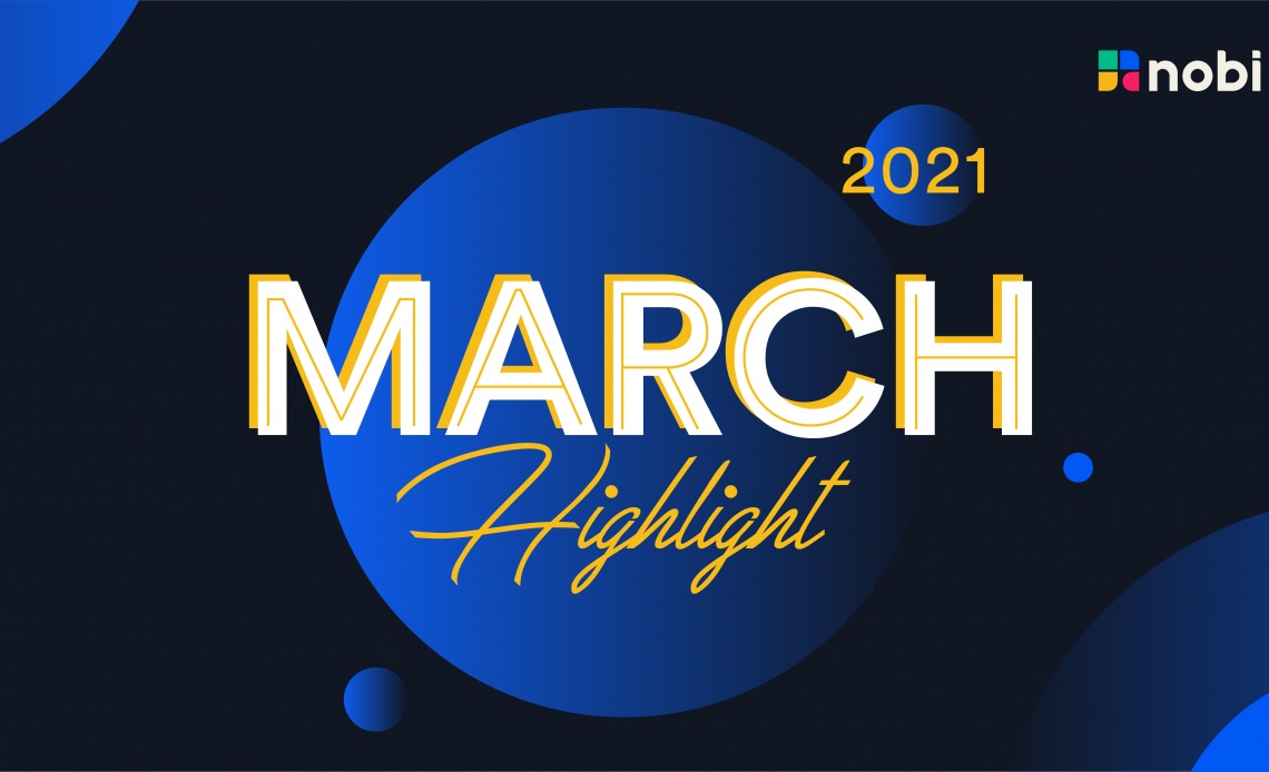 NOBI Highlight Maret 2021